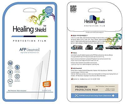 Sony NW-A35 LCD Screen Protector - Clear type (Front 2) by Healingshield