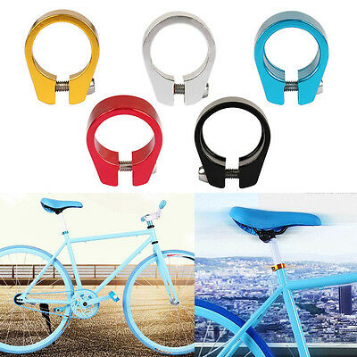 Hot 28.6mm/31.8mm Seat Tube Clip Bicycle MTB Road Bike Cycling Seatpost Clamp UK