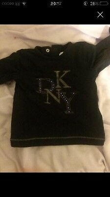 DKNY 0-3 Months Top