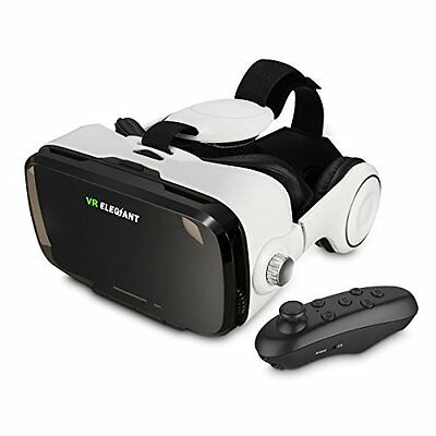 Virtual Reality Headset 3D VR Glasses Movies & Games Smartphone Gift