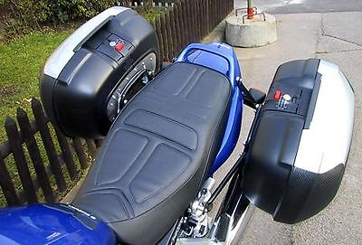 Suzuki GSX1400 panniers Krauser K5 Luggage with full fitting kits all from 2005