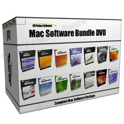 Apple MAC OSX MS Office Project Word Excel 2003 2011 2013 Compatible Collection