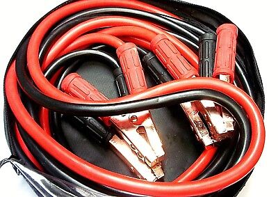 Starter Booster Jump Leads 1200 Amp 5 Metres  Heavy Duty Commercial  AU320