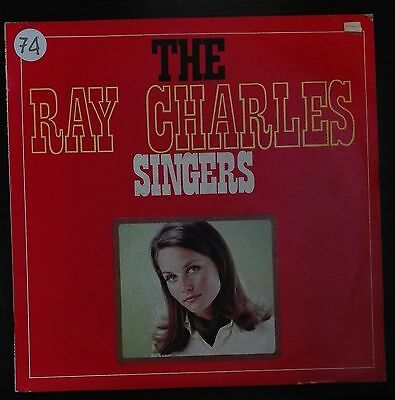 41266 LP 33 giri - The Ray Charles Singers - Family rec. - 1972