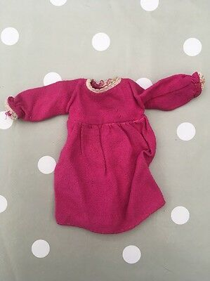 Vintage 1967 Sindy Doll Mam'selle Dress In The Mood HTF