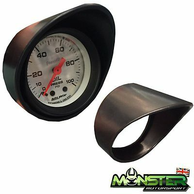 52mm Boost Gauge Hood/Visor
