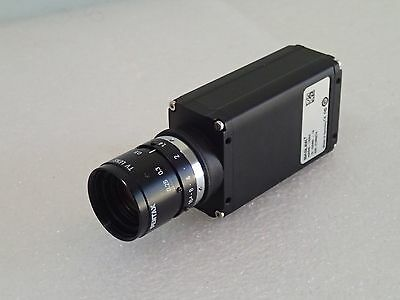 Warranty BASLER scA640-120fm Machine Vision Area Scan Camera 104462 PENTAX C2514