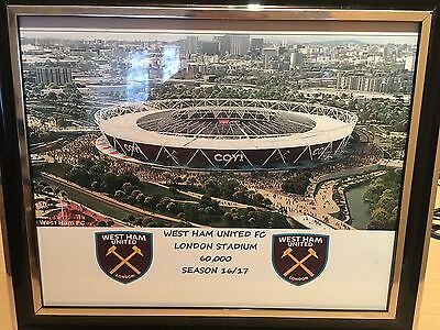 West Ham United Stadium Photo