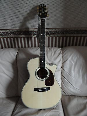Crafter TC-035 Thin Body Series Acoustic Guitar