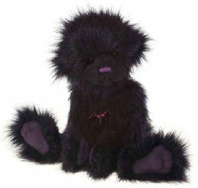 New Charlie Bears Mystery Collectable Jointed Cuddly Soft Plush Teddy Bear