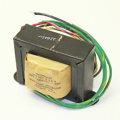 TRIAD P# F-341X Power Transformer, Chassis Mount