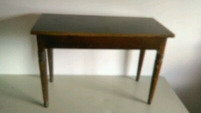 Antique Victorian  Bench, Sewing,Piano,Vanity Stool