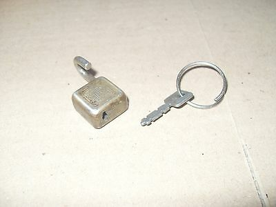 Vintage Squire & Sons Ltd No.625 Padlock 16mm - As Photo