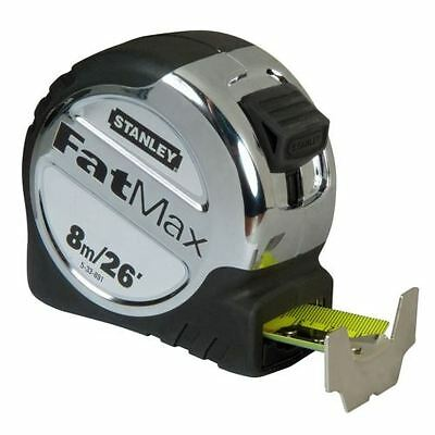 "Stanley 5-33-891 Fatmax  Metric/Imperial 8M/16"" Tape Measure"