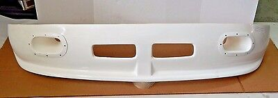 New Sebring Front Spoiler Air Dam with Anti-Lift Lip MGB 1963-80  Made in UK