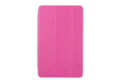 "UK Pink Smart Magnetic Leather Cover Back Case for Samsung Tab E 9.6"" T560 N5"