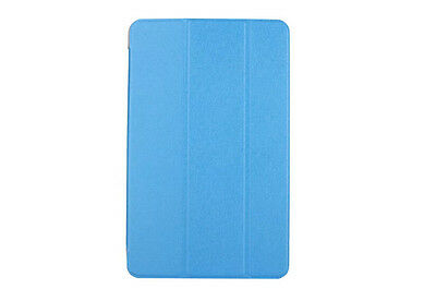"Sky blue Smart Magnetic Leather Cover Back Case for Samsung Tab E 9.6"" T560 N4"