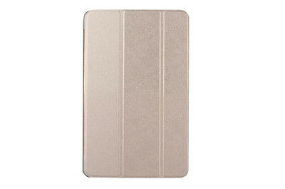 "Golden Smart Magnetic Leather Cover Back Case for Samsung Tab E 9.6"" T560 N4"