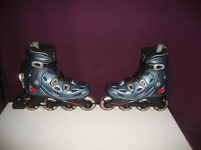 "Rollerblade ""Fusion W"" Inline Women's Skates Size US 8 Never Worn Please Read"