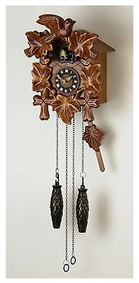 Clock Cuckoo Gift Clocks Classic Traditional Wall Decoration Ornament Birthday