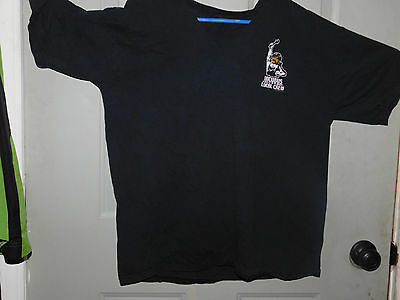 Incubus Stage Crew Black T-Shirt