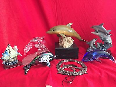 7 Piece Dolphin collection (#2)