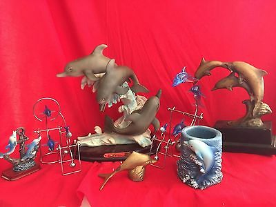 9 Piece Dolphin collection (#3)