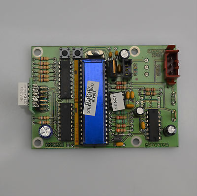 Speed Queen Electronic Circuit CCA Coin Counting Board F0370410-10P