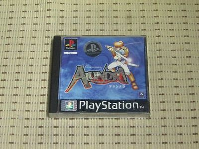 The Adventures of Alundra für Playstation 1 PS1 PSone PSX *OVP*