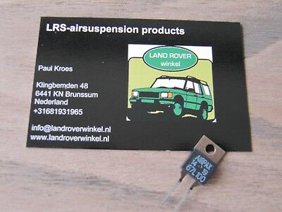 Range Rover Classic & P38/A 1 Thermal switch ANR 3731