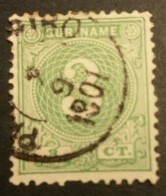 Suriname Stamps. Used Lot.
