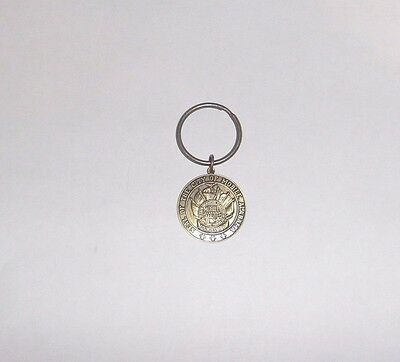 Keychain Coin Token Seal of the City of Mobile, Alabama, USA
