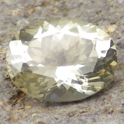 GOLDEN OREGON SUNSTONE 1.76Ct FLAWLESS-PURE PASTEL GOLD COLOR-FOR JEWELRY