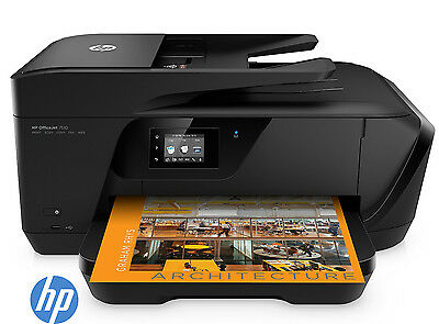 NEW HP Officejet Pro 7510 (A3) Wide Format All-in-One Printer (G3J47A)