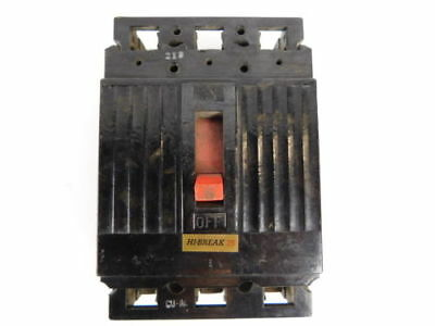 General Electric 3-Pole, 70 Amp, 480V Circuit Breaker THEF134070