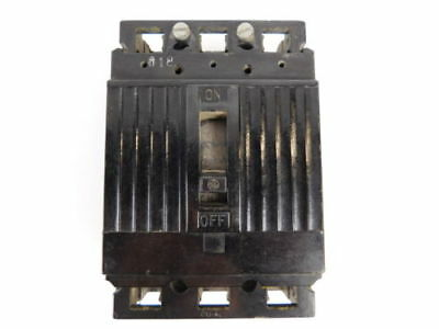 General Electric 3-Pole, 100 Amp, 480V Circuit Breaker TEF134100