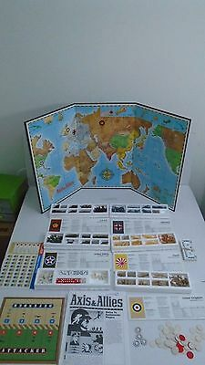 Axis & Allies Gamemaster Series Spring 1942 The World at War