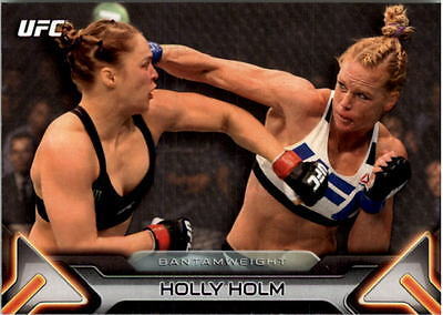 2016 Topps UFC Knockout #1 Holly Holm