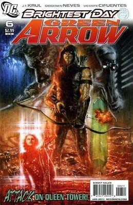 Green Arrow #6 (Vol 3)