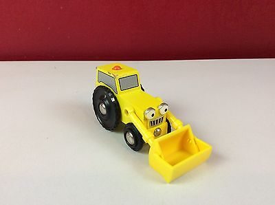 Brio Wooden Bob the Builder Scoop Tractor