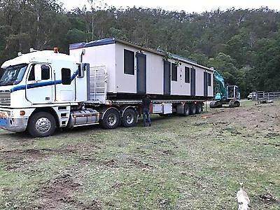 Relocatable Cabin / Transportable Accommodation / Site Shed / Granny Flat