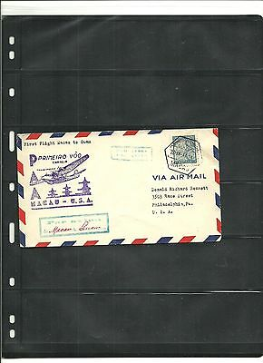 stamps,fdc,macau, scoot#285, 1 pataca in fdc