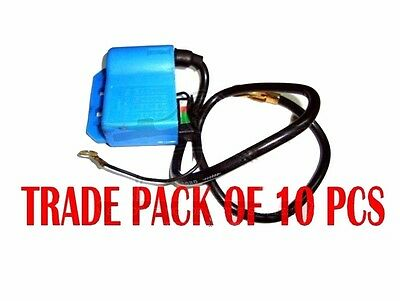 New Vespa Lambretta Gp Px Sx Lml Tv Li Ignition Coil Cdi Electronic 10 Unit @uk