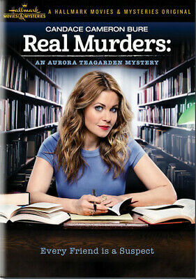 Real Murders: An Aurora Teagarden Mystery (2016, DVD NUEVO)2 DISC SET (REGION 1)