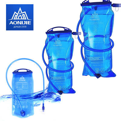 AONIJIE 1.5L 2L 3L Water Bladder Bag Hydration System Camping Hiking Cycling