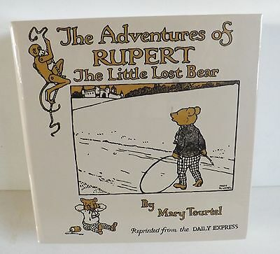 1921 The Adventures Of Rupert The Little Lost Bear By Mary Tourtel