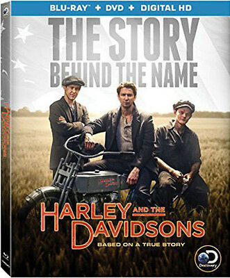 PRE-ORDER Harley And The Davidsons (Blu-ray RELEASE: 13 Dec 2016)