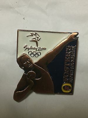 Fosters Sports Foundation Sydney 2000 Olympics Collector's Pin (new)