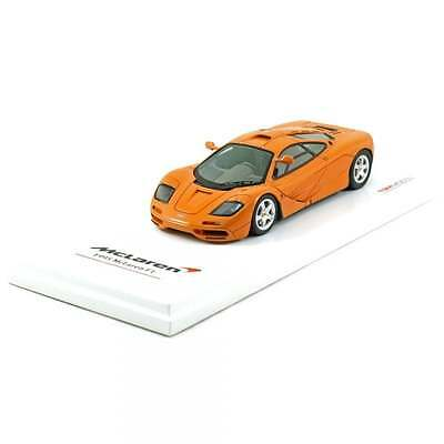 TSM Model 1:43 McLaren F1 1995 High Mirrors Papaya Orange