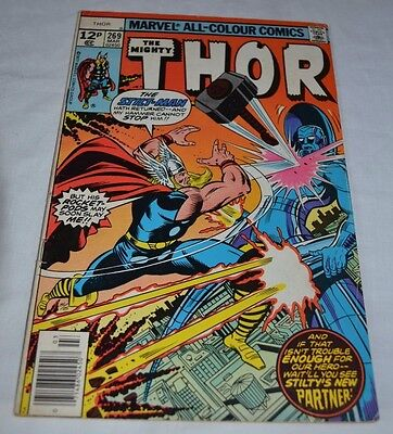 The Mighty Thor #269